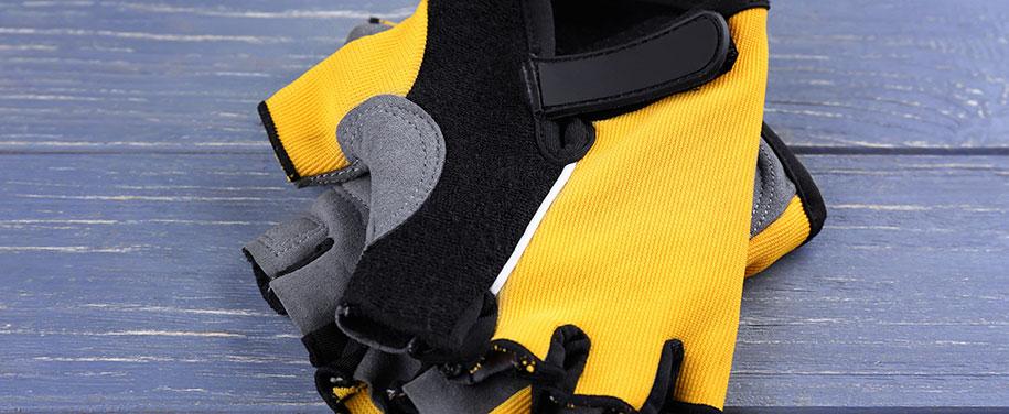 Mountainbike - skydd som rekommenderas