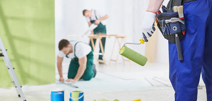 Hitta din målare
