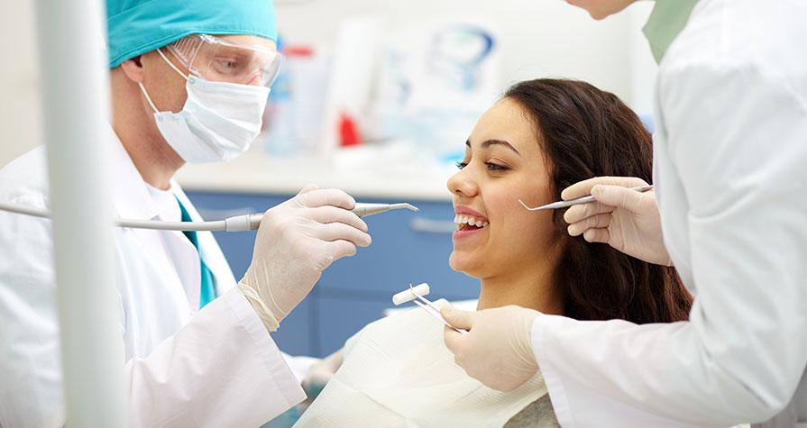 Tandläkare och akuttider