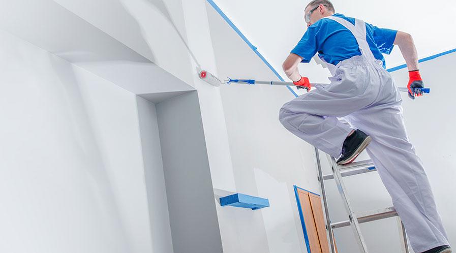 Skyddsombudens roll för att skapa en bättre arbetsmiljö för målare