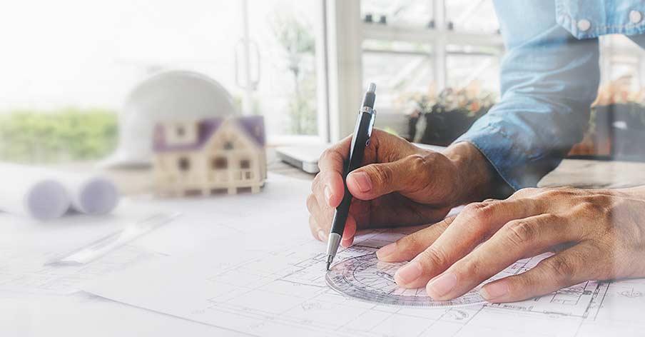 Anlita en arkitekt till ditt byggprojekt