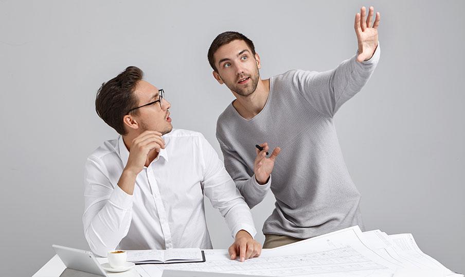 När behöver man bygglovsritningar?